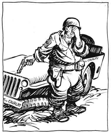 377x450 Joe And Willie Wwii Cartoons