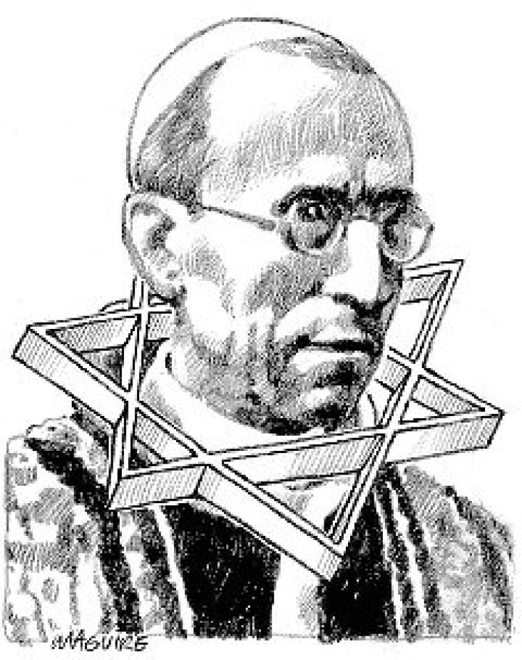 750x947 Krupp Pope Pius Xii Did Much To Save The Jews