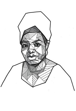320x466 Maya Angelou X Allison Kunath Art Fart. Maya