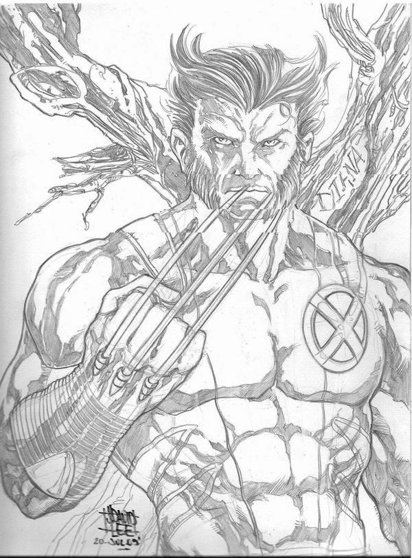 600x813 Wolverine Astonishing X Men By Jdavidlee1979