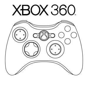 300x300 Coloring Page Xbox Controller Best Of Coloring Page Xbox
