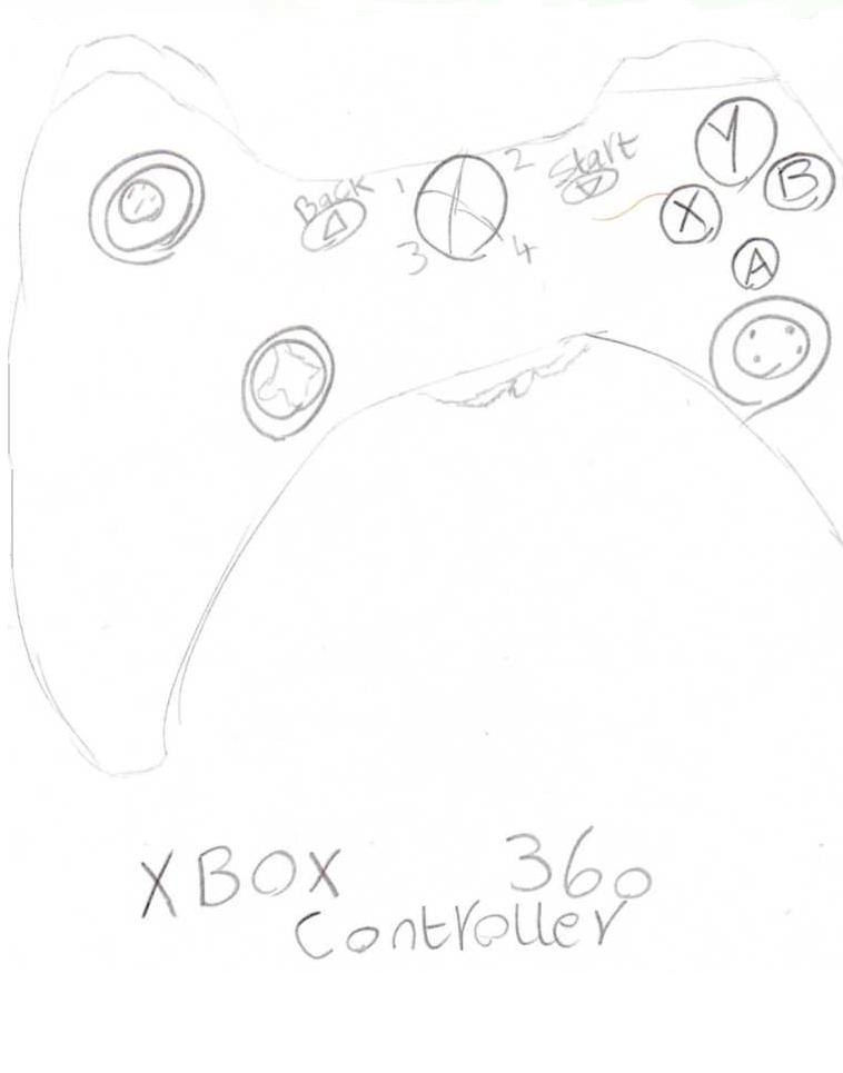 Xbox 360 Kinect Connector Diagram
