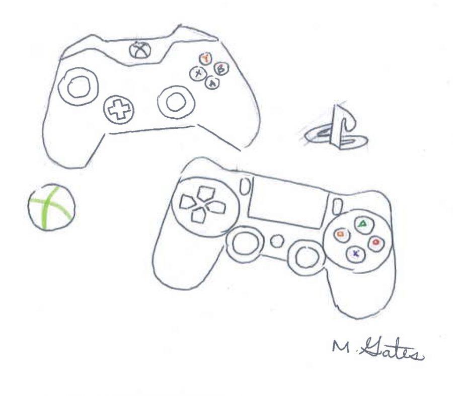 Xbox 360 Controller Diagram