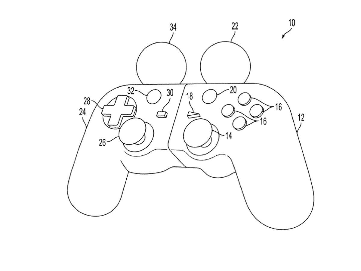 Xbox One Controller Drawing At Getdrawings Free Download