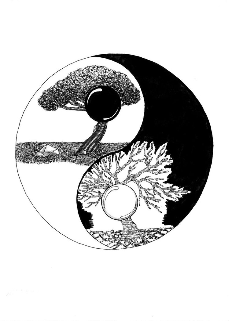 759x1052 Yin And Yang By Tk Productionz