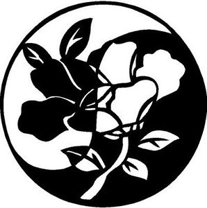 298x300 Yin Yang Symbol Window Vinyl Decal Sticker Car Window Ebay
