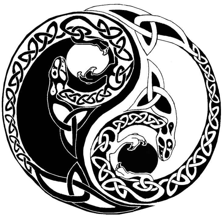 736x712 Yin Yang Tattoos Png Transparent Images Png All