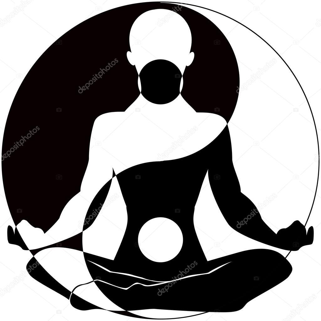 1024x1024 Ying Yang Symbol Of Harmony And Balance Stock Photo Jamesstar