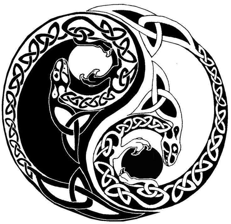 736x713 14 Best Yin Yang Images On Yin Yang Tattoos, Tattoo