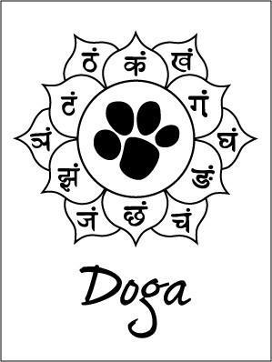 299x398 Mantra Mutt Doga Yoga Mat Bags Muttluks Canada