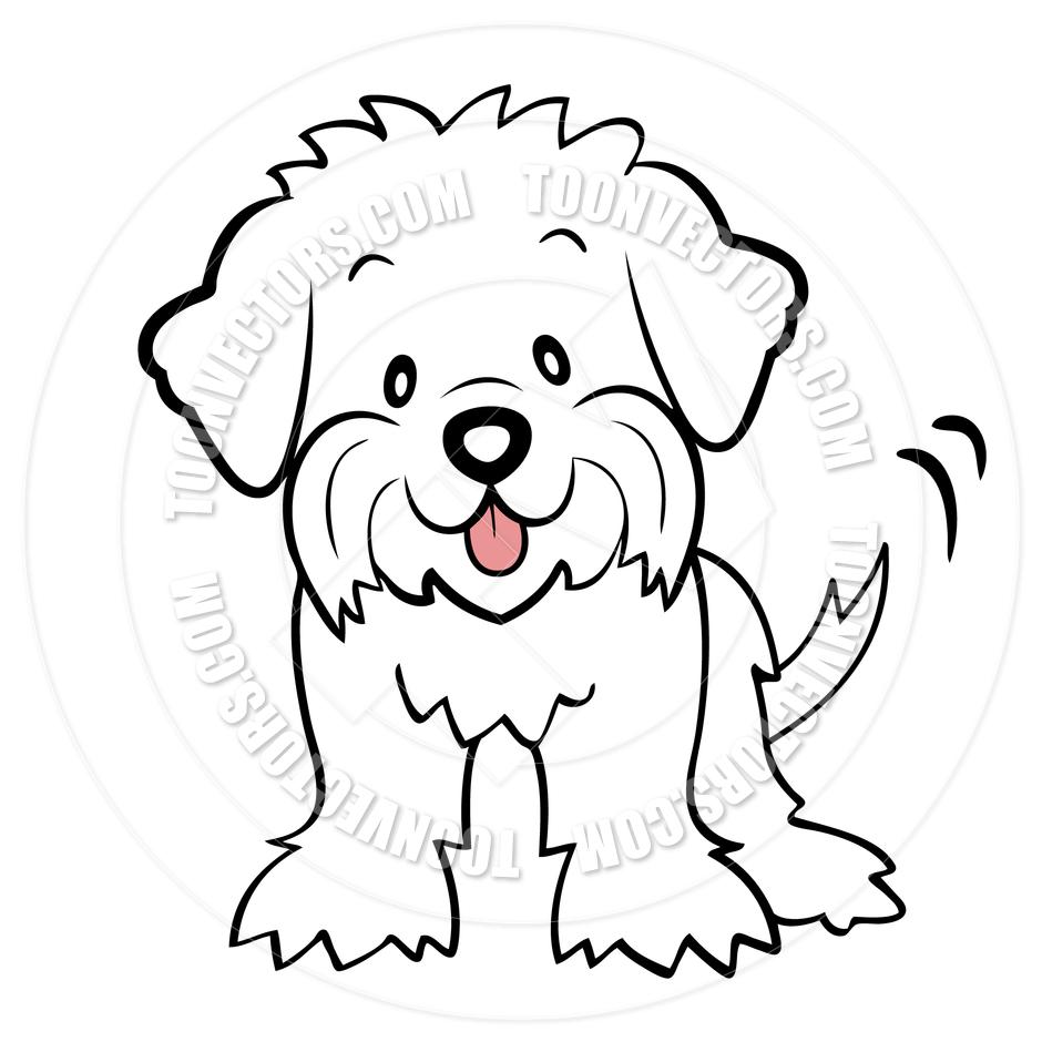940x940 Maltese Clipart Puppy