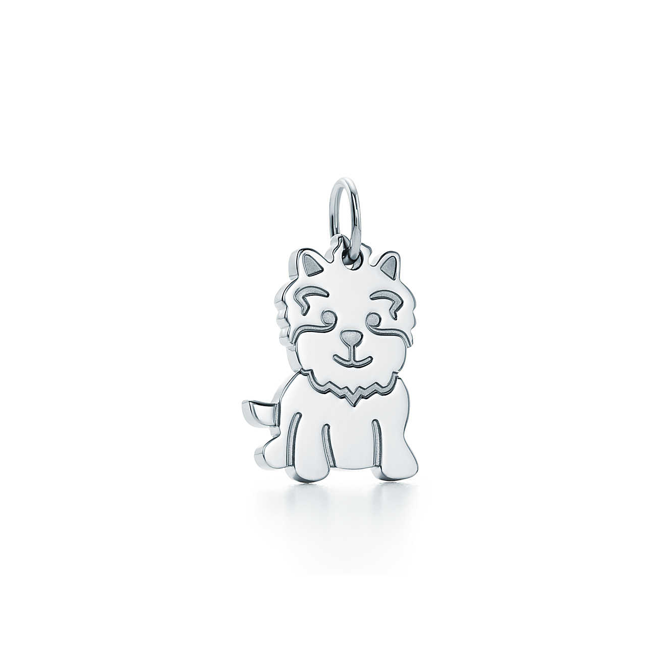 1308x1308 Tiffany Charms New Yorkie Charm In Sterling Silver. Tiffany Amp Co.