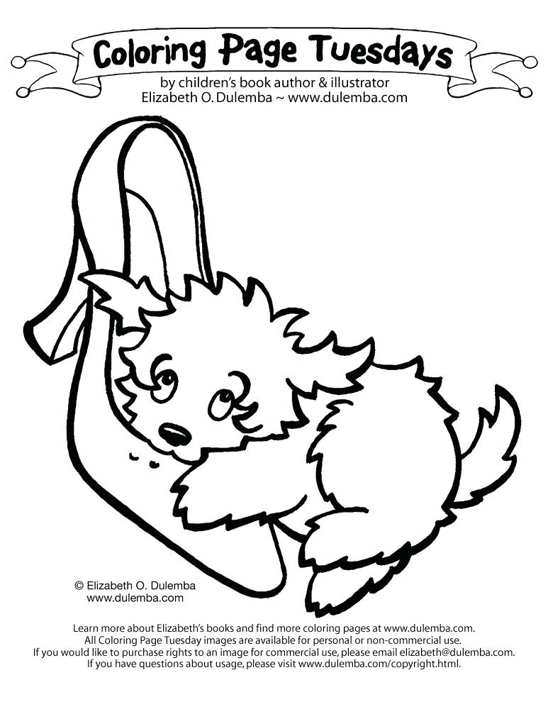 773x1000 Yorkie Coloring Pages