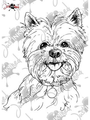 yorkie puppy drawing at getdrawings com free for personal use