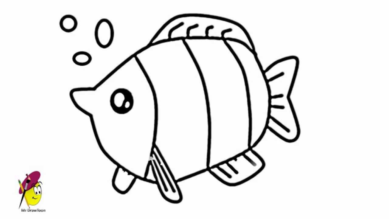 1280x720 Cool Fish