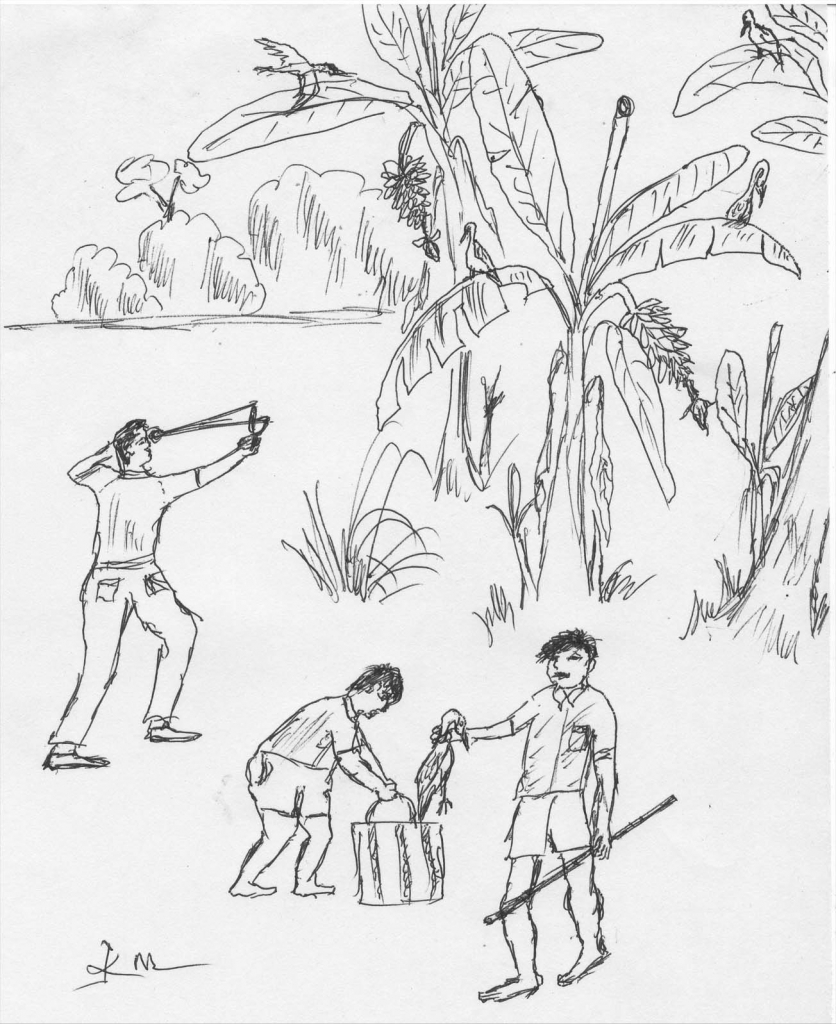 836x1024 Pencil Sketches For Kids How To Draw A Scenery
