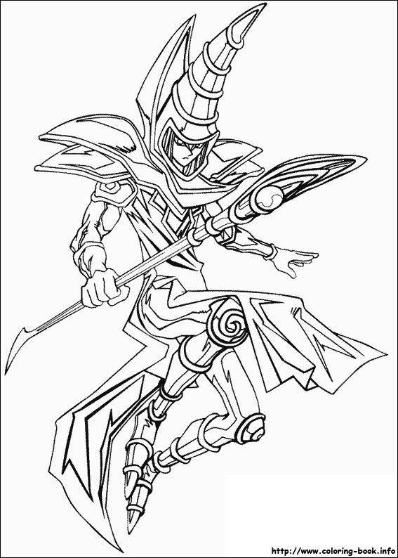 567x794 Yu Gi Oh Zexal Coloring Pages Preschool In Sweet Draw Paint Yugioh