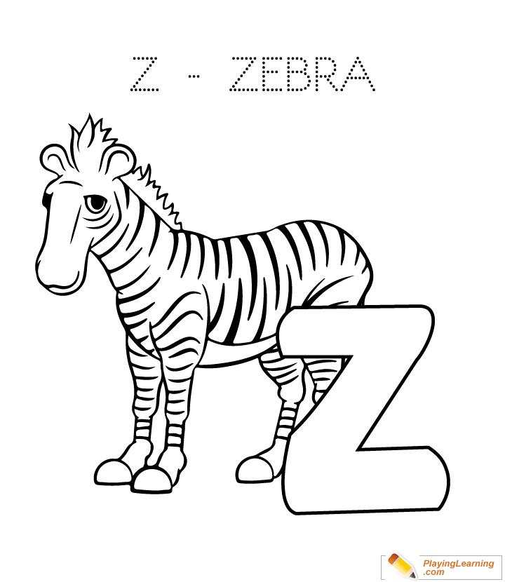 how to draw a cute easy zebra