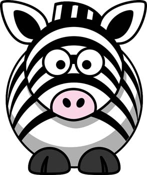 294x350 Zebra Facts For Kids