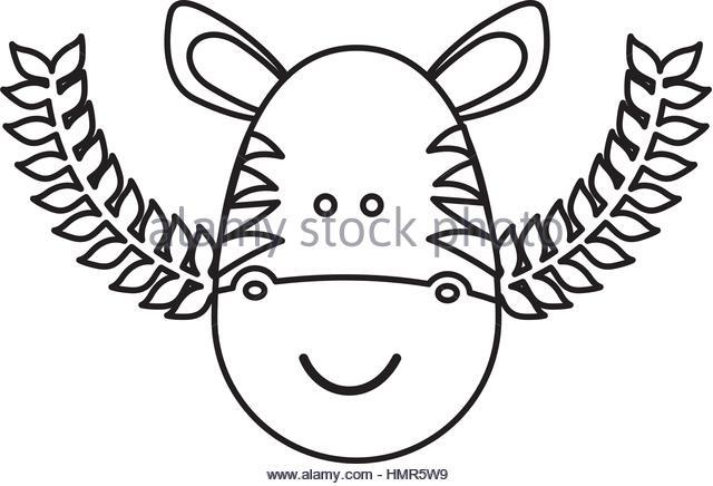 640x436 Zebra Head Cartoon Stock Photos Amp Zebra Head Cartoon Stock Images