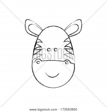 450x470 Zebra Head Images, Illustrations, Vectors
