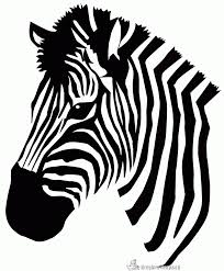 204x247 Image Result For Zebra Colouring Picture Kinder Speeletjies
