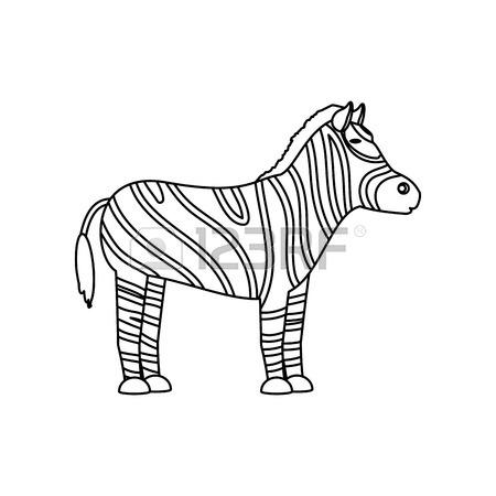Zebras Drawing
