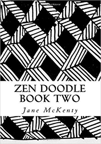 350x499 Zen Doodle The Art Of Zen Drawing.master Zen Doodle With Step By