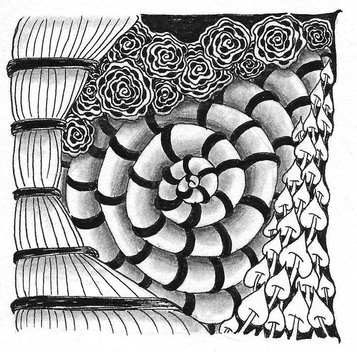 736x726 500 Best Zentangle Images On Zentangle Patterns