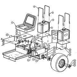 250x250 Swisher Zero Turn Riding Mower Parts Model Zt2766kz Sears
