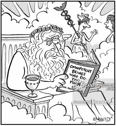 Zeus Cartoon Drawing At Getdrawings Com