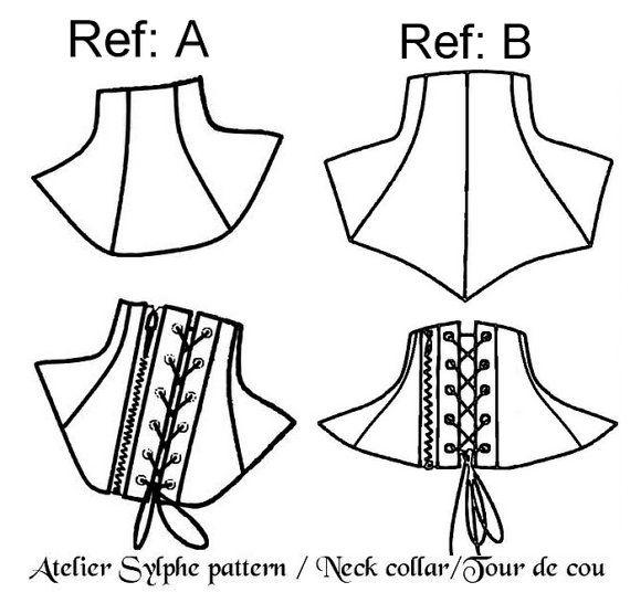 Zipper Technical Drawing