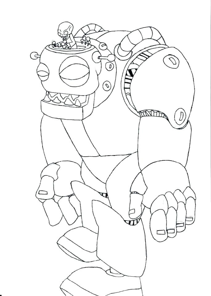 685x960 Entertaining Plants Vs Zombies Coloring Pages Online Zombie