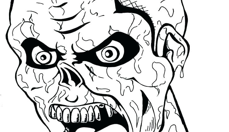 736x425 New Zombie Coloring Pages Printable Crayola Photo