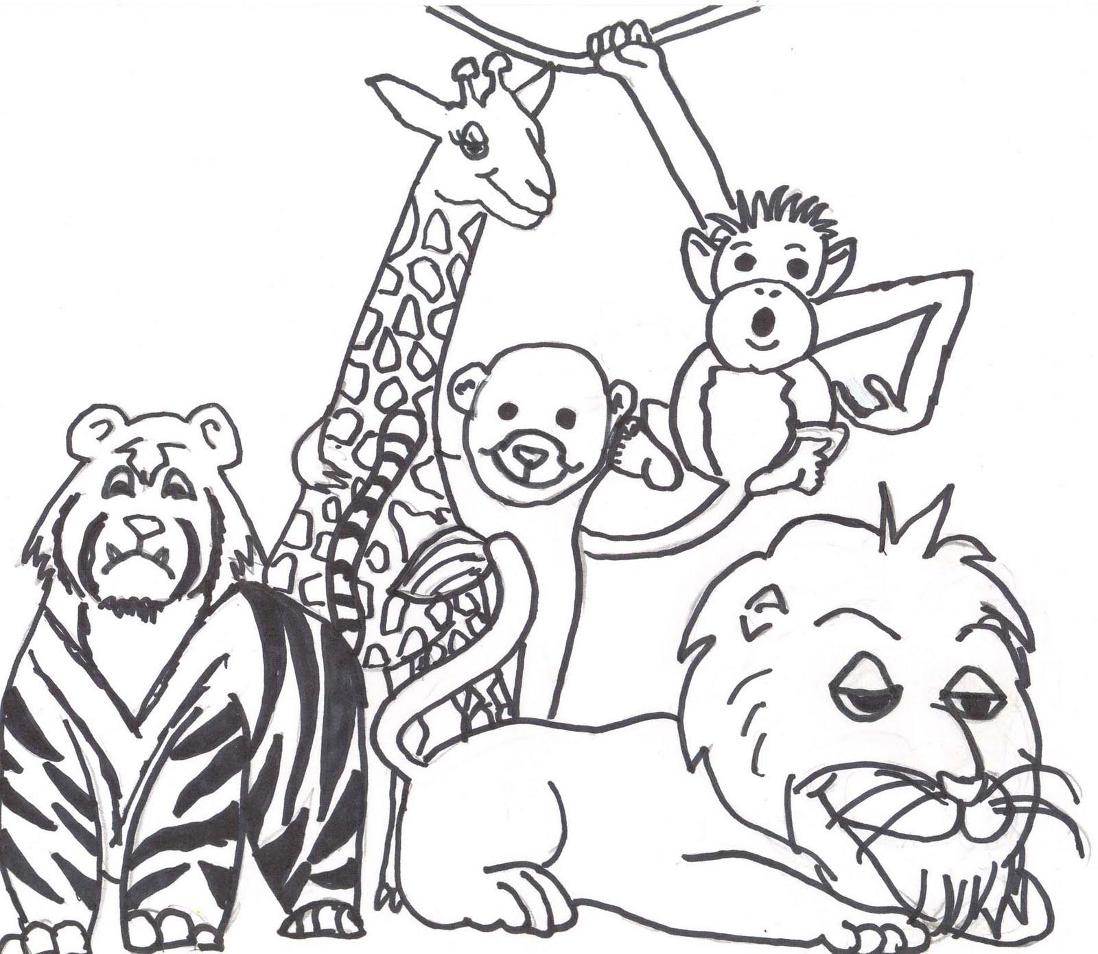 1600x1391 Favorite Things Karen Goes To The Zoo