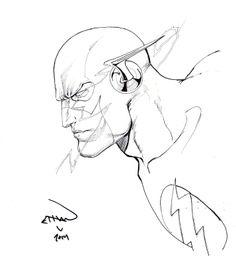 236x264 The Flash Vs. Professor Zoom By Brian Hurtt Marveldcimagedark