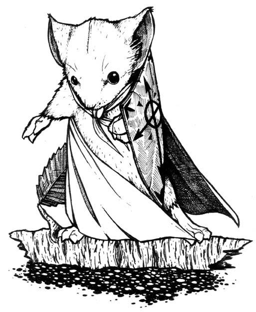 513x625 Dampd Inspiration Davidpetersenart Mouse Guard Character Drawings