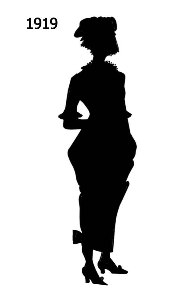1911 Silhouette