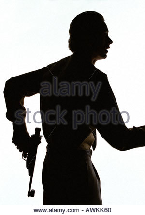 300x444 Vintage Gangster Stock Photo 160197950