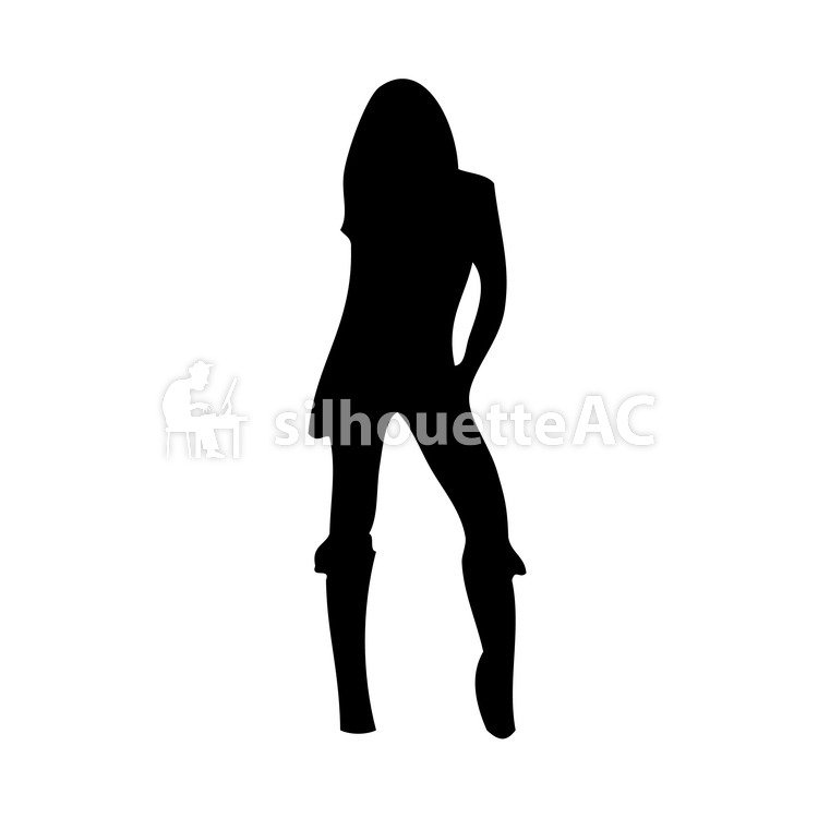 750x750 Free Silhouette Vector 3, An Illustration