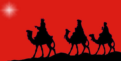 418x211 The Epiphany, Three Kings Day And Little Christmas