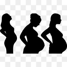 260x260 Vector Pregnant Woman Png Images Vectors And Psd Files Free