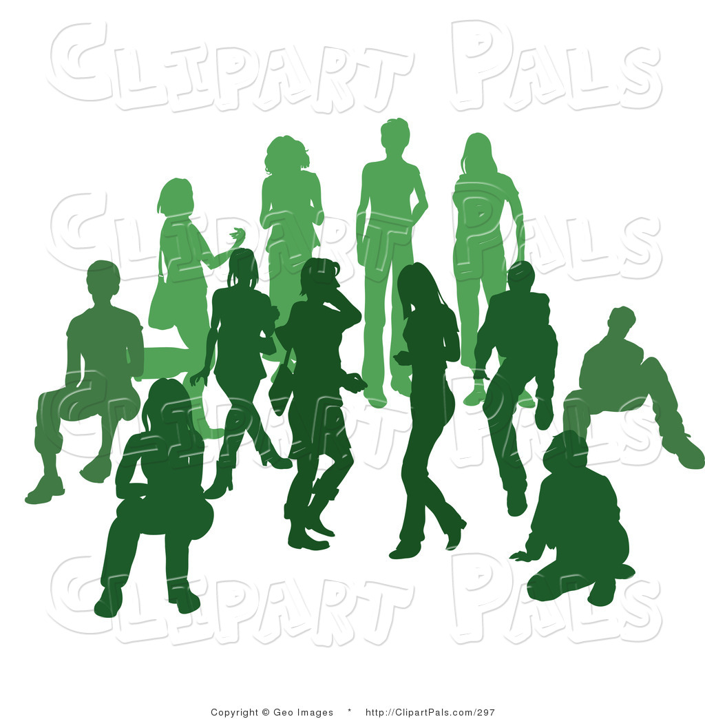 1024x1044 Audience Clipart Shadow Person