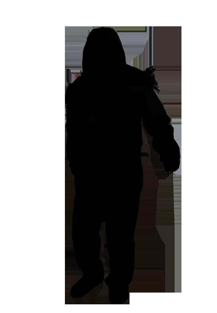 702x1011 Boy Silhouette Winter By Mattiamc