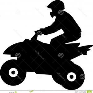 300x300 Stock Illustration Quad Bike Silhouette Atv Logo Arenawp