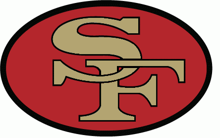 49ers Logo Silhouette At Getdrawings Com Free For