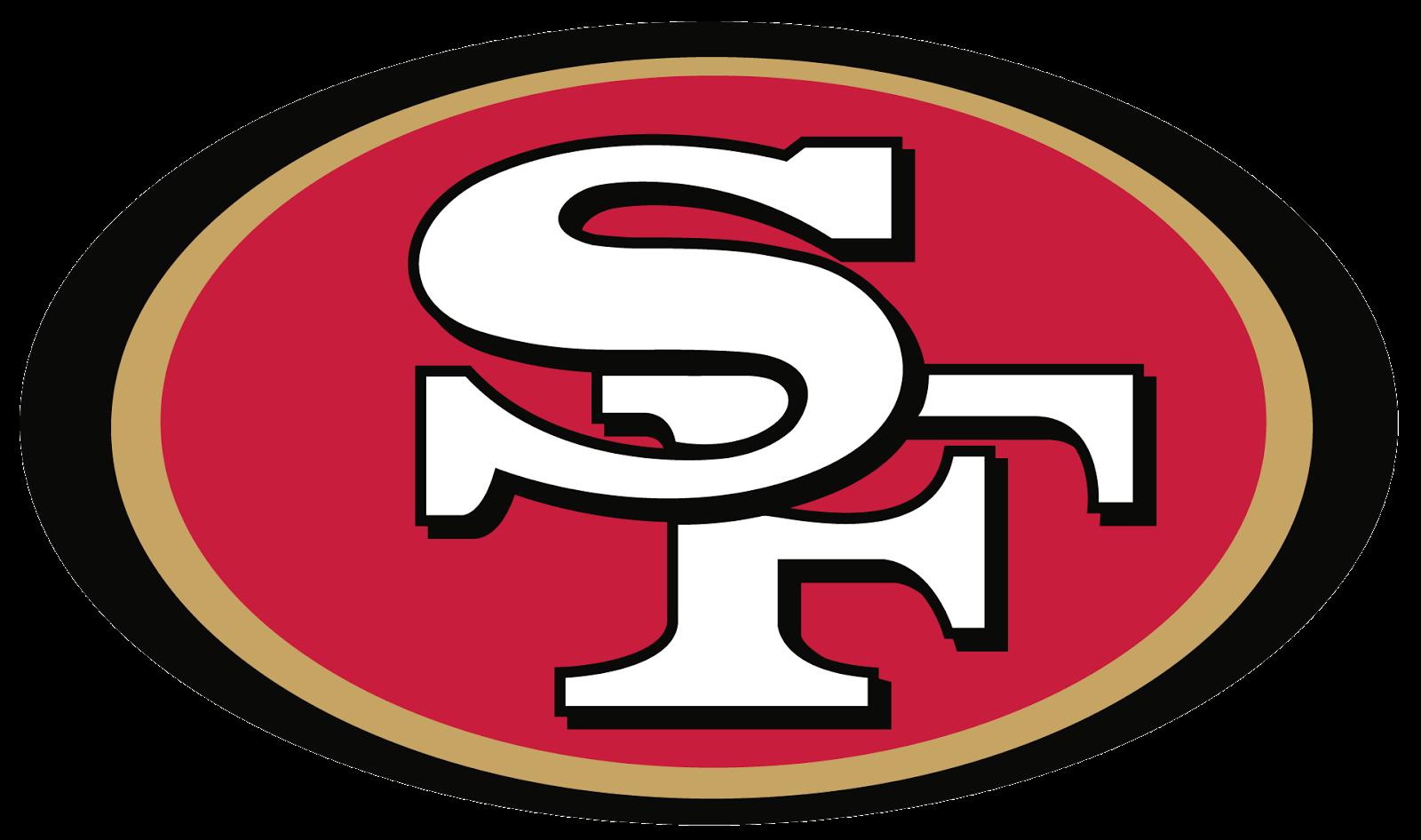 1600x946 Free San Francisco 49ers Logo Cut File From Alice Scraps