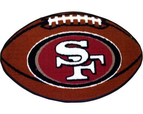 500x400 Nfl San Fancisco 49ers Bedding And Room Decorations