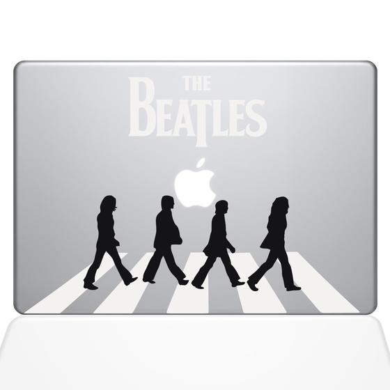 560x560 Beatles Abbey Road Macbook Decals The Decal Guru
