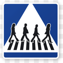 260x260 Abbey Road The Beatles Silhouette Help!